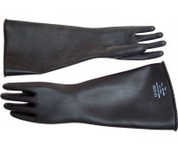 Длинные перчатки Thick Industrial Rubber Gloves от Mister B