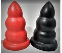 Большая анальная пирамида Butt Buster красная