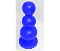 Анальная пробка Slax синяя