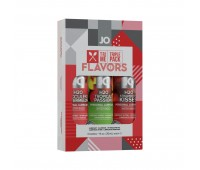 Подарочный набор System JO Limited Edition Tri-Me Triple Pack - Flavors (3 х 30 мл)