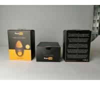 Эрекционное виброкольцо Pornhub Turbo Cock Ring (испорченная упаковка)