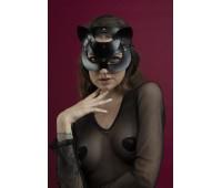 Маска кошки Feral Fillings - Catwoman Mask черная