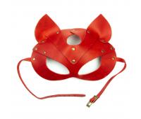 Маска кошки LOVECRAFT красная