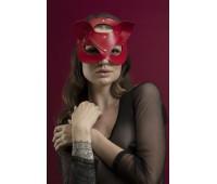 Маска кошки Feral Fillings - Catwoman Mask красная