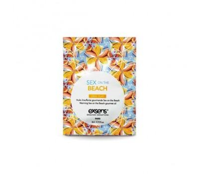 Пробник массажного масла EXSENS Sex On The Beach 3мл