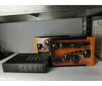 Вибромассажер с насадками Pornhub Supercharge Wand Set (испорченная упаковка)