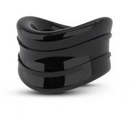 Кольцо на машонку STAY HARD BEEF BALL STRETCHER SNUG BLACK