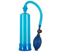 Вакуумная помпа Penis Pump Blue