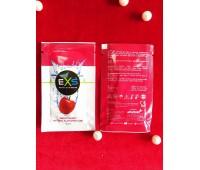 Гель-лубрикант EXS 3 в1 с ароматом и вкусом Вишни 5 ml
