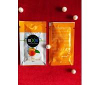 Гель-лубрикант EXS 3 в1 с ароматом и вкусом Персика 5 ml