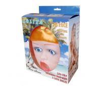 Надувная кукла LOLITA без вибрации