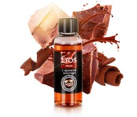 Масло массажное EROS TASTY (с ароматом шоколада) флакон 50 мл