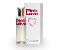 Духи с феромонами женские Pink Love, 50 ml