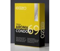 "Ароматизированные презервативы EGZO ""Aroma"" №3"