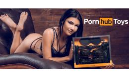 Секс-игрушки Pornhub уже в Украине