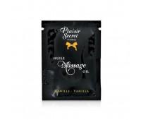 Пробник массажного масла Plaisirs Secrets Vanilla (3 мл)