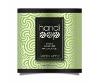 Пробник Sensuva - Handipop Green Apple (6 мл)