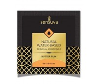 Пробник Sensuva - Natural Water-Based Butter Rum (6 мл)
