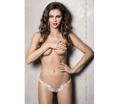 ATHENA THONG white S/M - Passion Exclusive