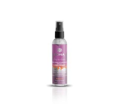 Освежающий спрей для одежды DONA Linen Spray Sassy (110 мл)