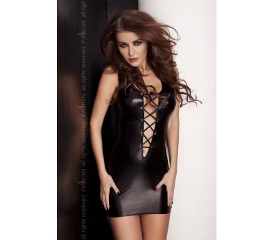 LIZZY DRESS black L/XL - Passion Exclusive