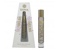Парфюм DONA Roll-On Perfume - Too Fabulous (10 мл)