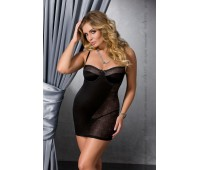 CAROLYN CHEMISE black 4XL/5XL - Passion