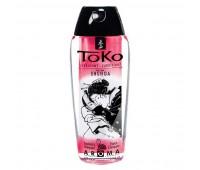 Лубрикант на водной основе Shunga Toko AROMA - Sparkling Strawberry Wine (165 мл)