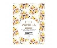 Пробник массажного масла EXSENS Hot Vanilla 3мл