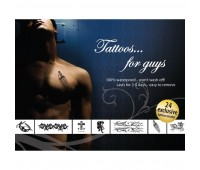 Tattoo Set - For Guys