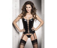 BES CORSET black XXL/XXXL - Passion Exclusive