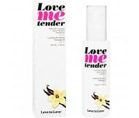 Массажное масло Love To Love LOVE ME TENDER Vanille (100 мл)