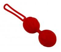 Вагинальные шарики Adrien Lastic Geisha Lastic Balls BIG Red (L)