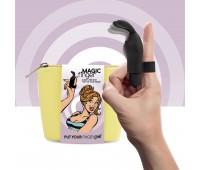 Вибратор на палец FeelzToys Magic Finger Vibrator Black