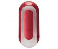 Мастурбатор с нагревателем Tenga Flip Zero Red + Flip Warming Set