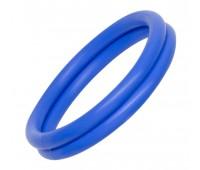 Эрекционное кольцо Rocks Off Rudy-Rings Blue
