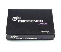 Женский возбудитель Erogenes Woman БАД (10 капсул)