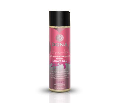 Гель для бритья DONA Intimate Shave Gel - Flirty - Blushing Berry (250 мл)
