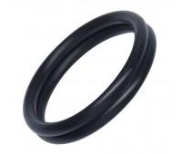 Эрекционное кольцо Rocks Off Rudy-Rings Black