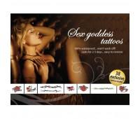 Tattoo Set - Sex Goddes