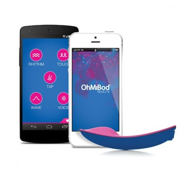 Вибратор OhMiBod - blueMotion App Controlled Nex 1