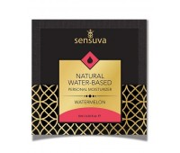 Пробник Sensuva - Natural Water-Based Watermelon (6 мл)