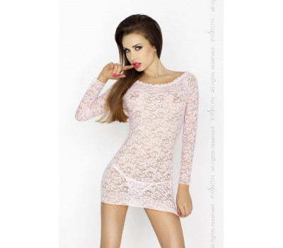 YOLANDA CHEMISE pink XXL/XXXL - Passion