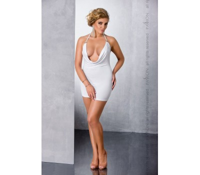 MIRACLE CHEMISE white 6XL/7XL - Passion