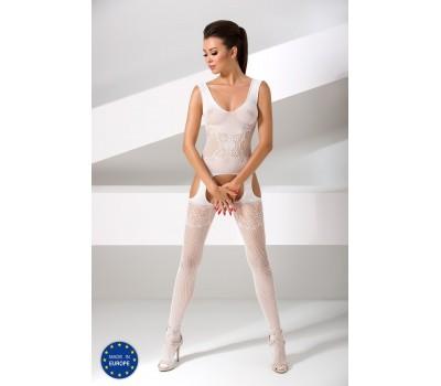 Бодистокинг BS046 white